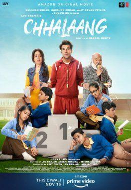 Poster of Chhalaang