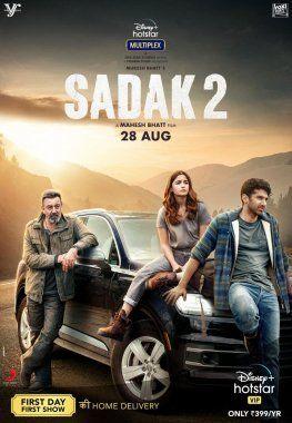 Poster of Sadak 2