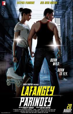 Poster of Lafangey Parindey